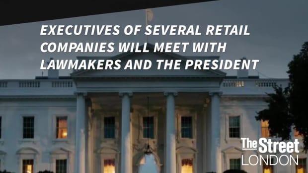 Retail CEOs Head to Washington to Meet Trump