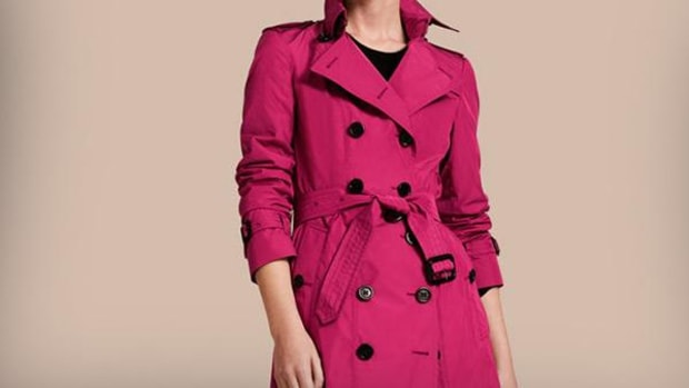 Your Favorite Trench Coat Maker Has a New CEO