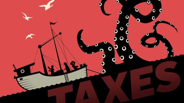Why Tech Firms' Big Tax Breaks Are a 'GILTI' Pleasure