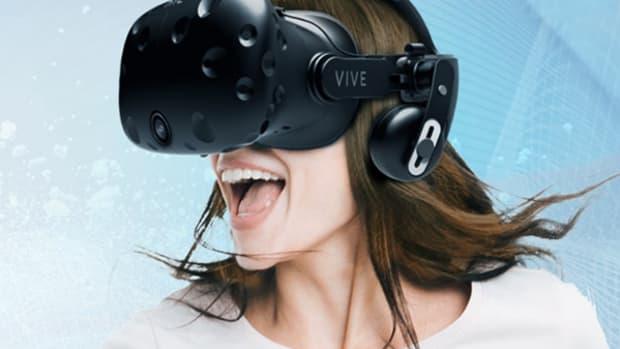 Struggling Smartphone Maker HTC Considers Selling VR Unit