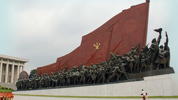 Stock Futures Lower Again as North Korea Tensions Intensify