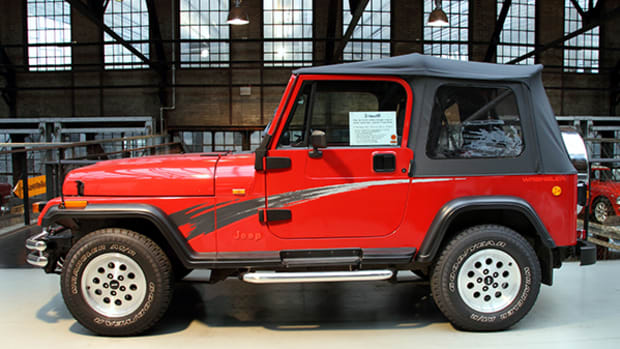 These Are the Iconic Jeeps That Changed Your Life