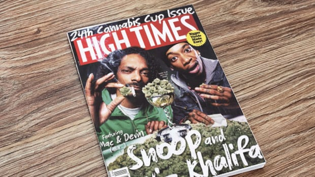 Now, You Can Buy Shares of Popular Pro-Pot Periodical High Times