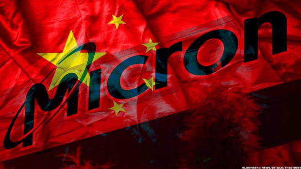 Jim Cramer on Micron Technology: There's Something for Bulls and Bears
