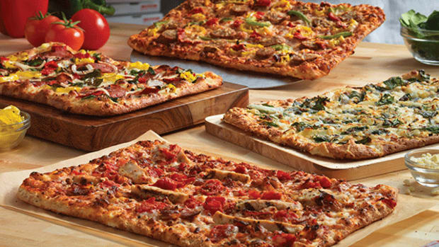 Domino's Pizza hiked its dividend 21%.