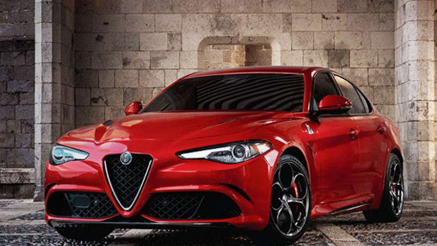 Here Are All the Details on Fiat Chrysler's New Alfa Romeo Car That Dominated the Super Bowl