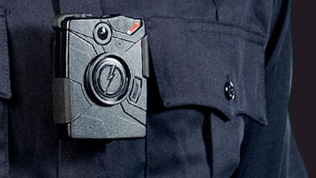Axon CEO Rick Smith Defends His Decision to Offer Police Departments Free Body Cameras