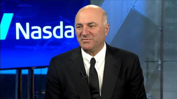 Shark Tank Star Kevin O'Leary: Stocks Have No Competition