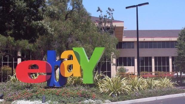 eBay Stock Gains Premarket on Credit Suisse Upgrade