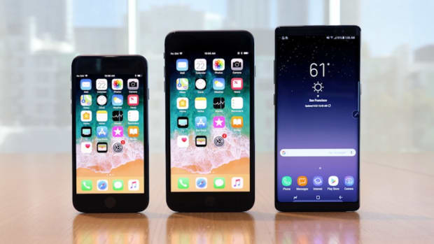 Video: Is the iPhone 8 More Fragile Than the Samsung Note8?