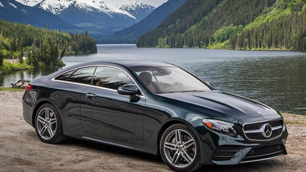 We Just Got a Look at One of Mercedes Raciest Cars Yet -- Here Is What You Need to Know