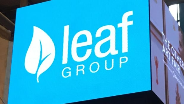 Why Leaf Group Isn't Worried About Advertising Competition From Facebook, Google