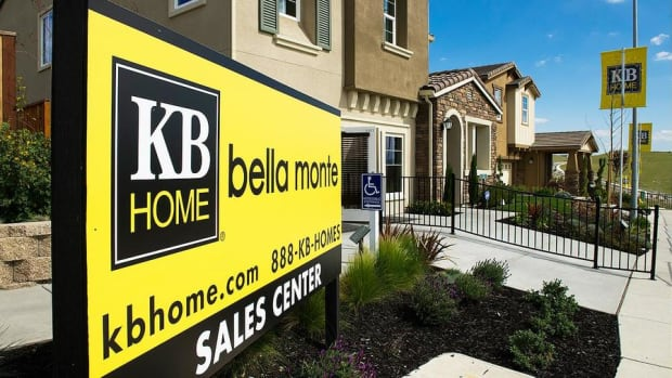 Jim Cramer Reacts to KB Home's Quarterly Results