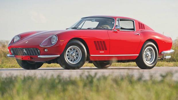 5. 1964 Ferrari 275 GTB/C Speciale