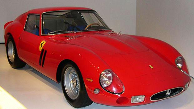 1. 1962-63 Ferrari 250 GTO