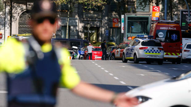 One Person Arrested in Barcelona Van Attack, ISIS Claims Responsibility