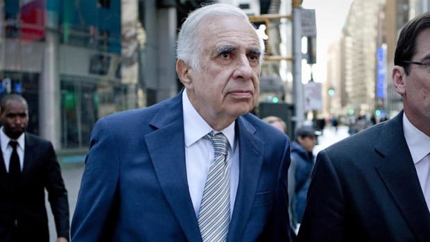 Trump's Buddy Carl Icahn Just Bought More Herbalife and Hertz