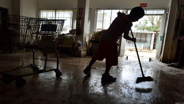 Hurricane Maria Devastated an Already Poverty-Stricken Puerto Rico