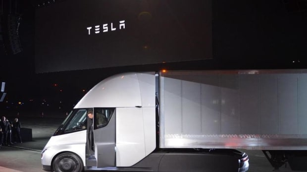 Elon Musk Revealed a Big Surprise at Tesla's Semi Truck Launch Event