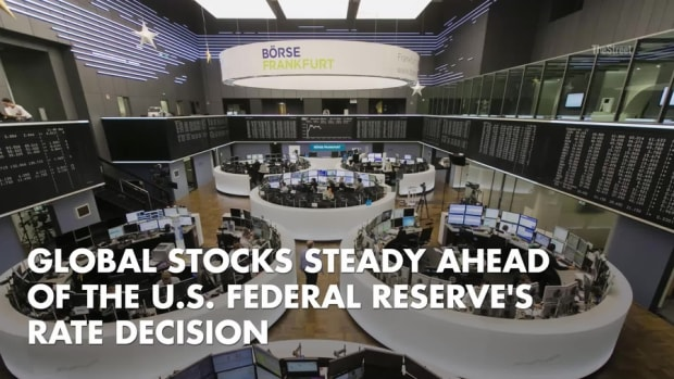 Investors Maintain a Cautious Stance Ahead of Fed Rate Decision