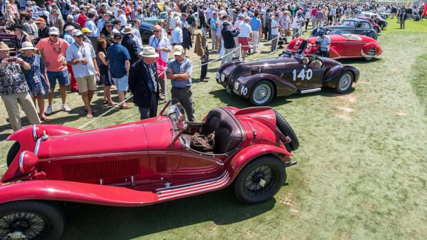 Check Out The Coolest Cars on the RM Sotheby's Auction Block