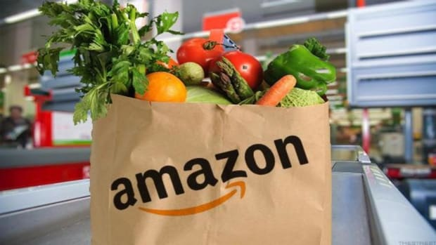 Amazon's Wholefoods Deal Lifts U.K. Grocery Sector
