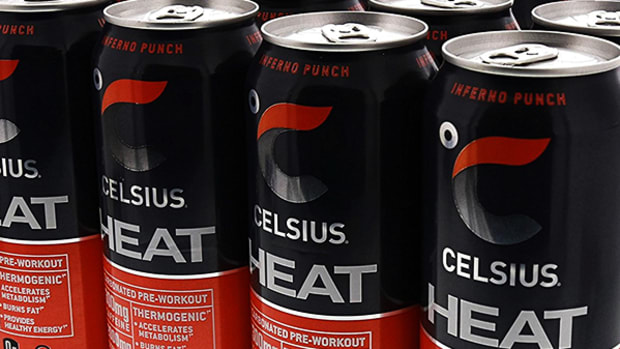 Celsius Turns Up the Heat