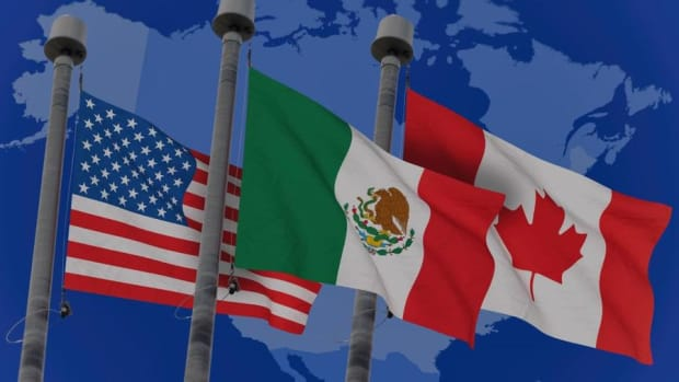 NAFTA Negotiations Resume, Tax Reform Speech Planned: Wednesday's Top Stories