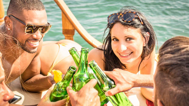 Millennials Are Currently Obsessed With Taking Cruises