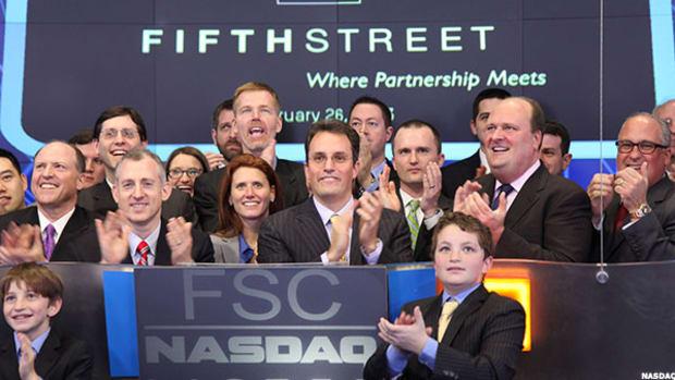Fifth Street Asset Management Stock Climbs on Sale Exploration