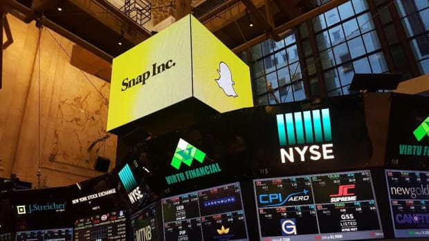 Jim Cramer Talks Snap's IPO, Facebook, Twitter, Exxon Mobil and Costco