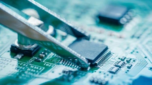 Jim Cramer Says Microchip Stocks Are High Flyers