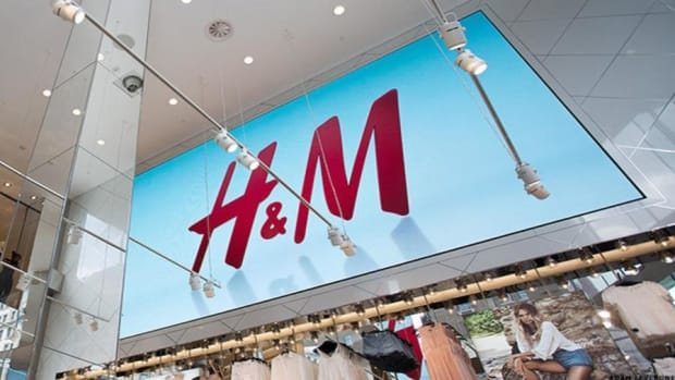 H&M Lifts 2017 Growth Forecast