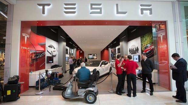 Apple and Tesla