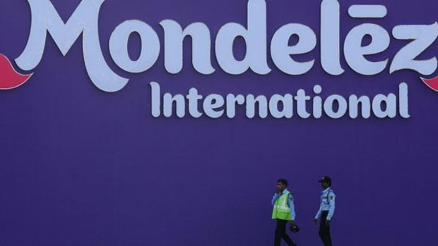 Let's not forget Ackman's investment in Mondelez