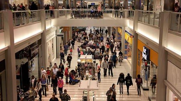 Long-Term Winner: The Mall