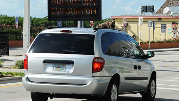Stocks Finish Mixed as Hurricane Irma Barrels Toward Florida Coast