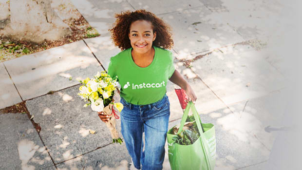 Why Instacart Says It's Not Afraid of Amazon