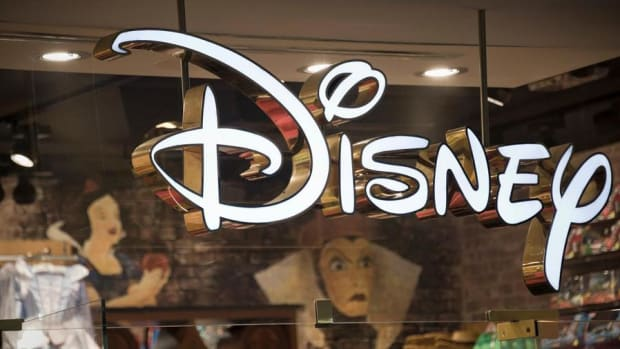 Buying Disney shares