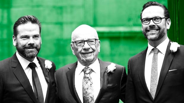 Lachlan Murdoch Deflects Deal Talk, Says Fox Is Just Fine as It Is