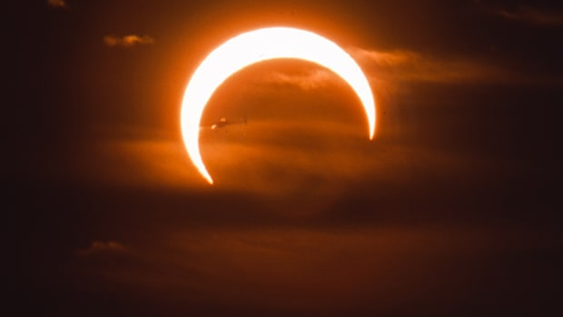Solar Eclipses Seen in the U.S. Over the Last 70 Years