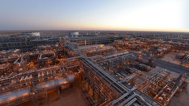 Aramco CEO Sees Oil Supply Falling, Which Is Convenient For One Company