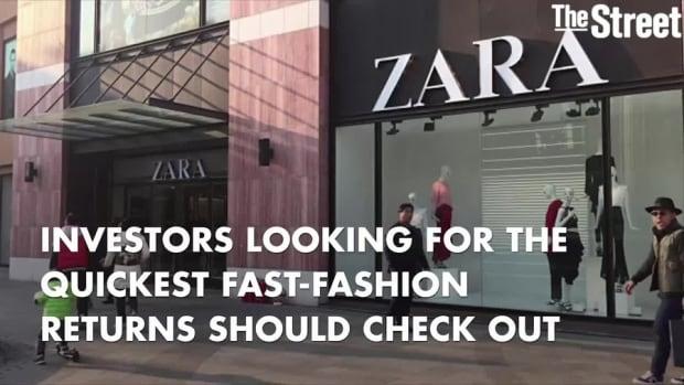 Fast-Fashion Stocks Not Flying Off Shelves