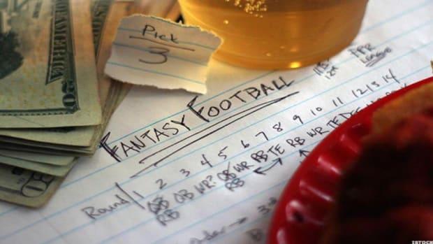 Fantasy Sports Giants Face Reality