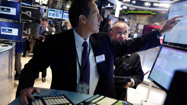 Global Stocks Are Following Wall Street Higher as Dow Hits 20,000