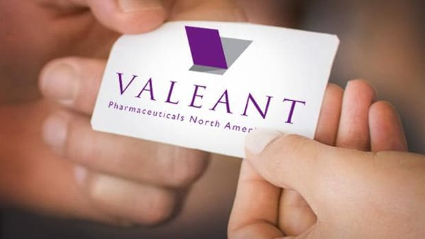 Here's Why Valeant's Stock Had Another Disastrous Week