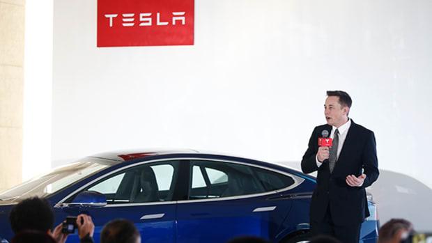 5. Tesla (TSLA)