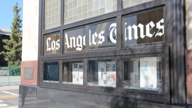 LA Times' Hiring of Lewis Dvorkin Is 'Out of the Box,' Ken Doctor Says