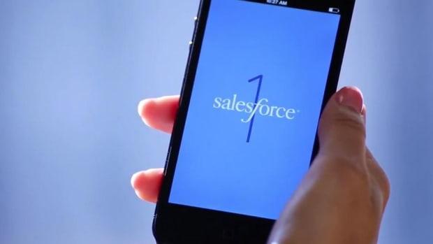 Jim Cramer Reveals His Favorite Parts of Salesforce's Latest Quarter
