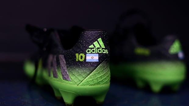 Adidas Bets $700 Million That People in the U.S. Will Finally Care About Soccer